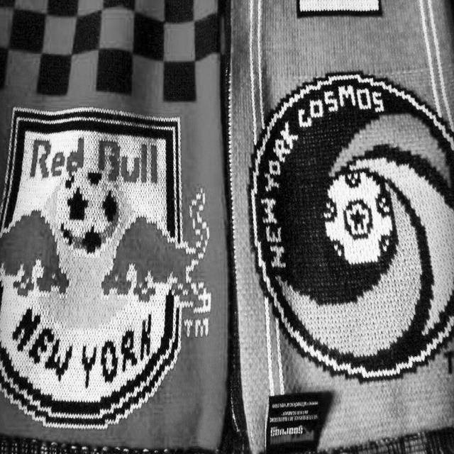 New York Red Bulls New York Cosmos derby New York Thierry Henry Marcos Senna MLS NASL