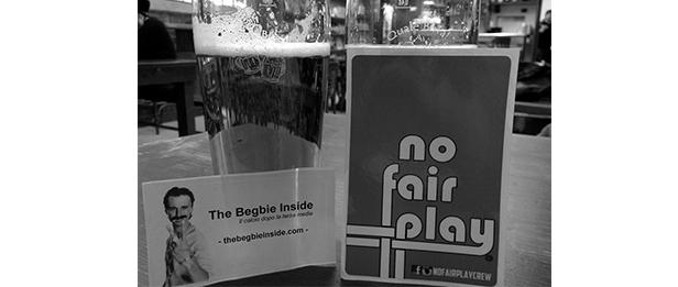 TheBegbieInside.com e No Fair Play