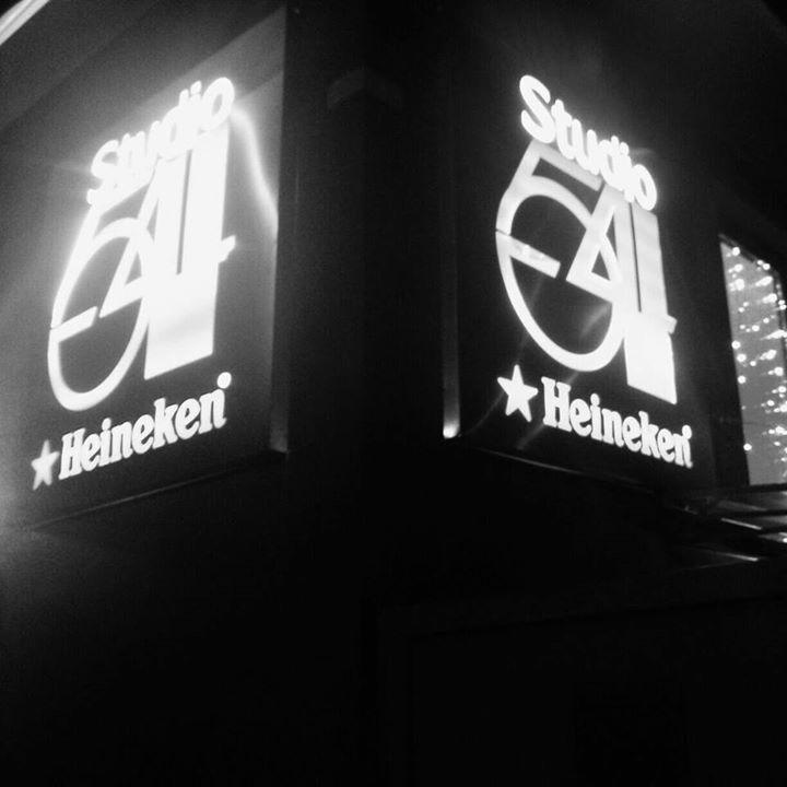 #BegbieOnTour Studio 54 Busto Arsizio