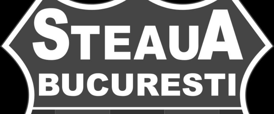 Steaua Bucarest Bucuresti Bucharest no name nome logo