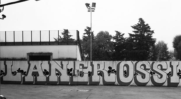 Lanerossi Gradinata Sud Stadio Romeo Menti Vicenza