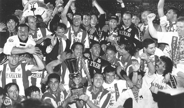 Vicenza Coppa Italia Coppa delle Coppe - Derozer Fedeli alla tribù intervista Seby Derozer