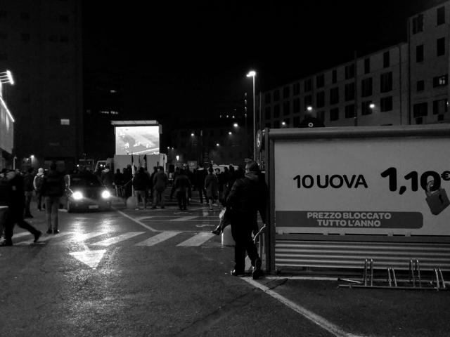 #BegbieOnTour ep. 10 - Juventus-Bayern Monaco al parcheggio di un supermercato