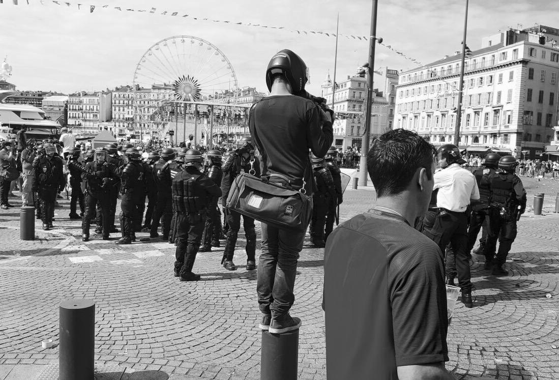 Euro 2016 - Diario da Marsiglia: il racconto degli scontri tra inglesi e russi