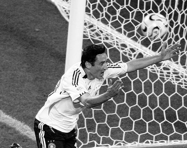 Oliver Neuville Germany Germania Deutschland World Cup 2002