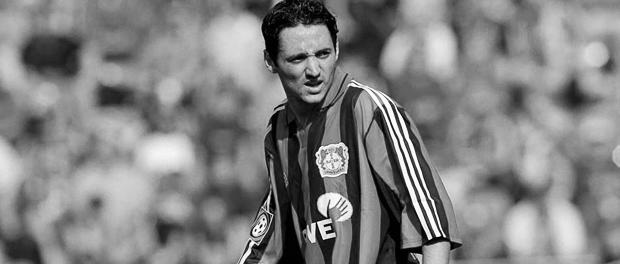 Oliver Neuville Bayer Leverkusen Neverkusen Servette Borussia Moenchengladbach Germania