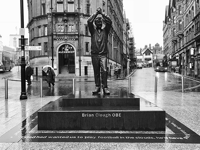 #BegbieOnTour ep. 16 – Brian Clough e Nottingham Forest-Derby County, viaggio nelle East Midlands