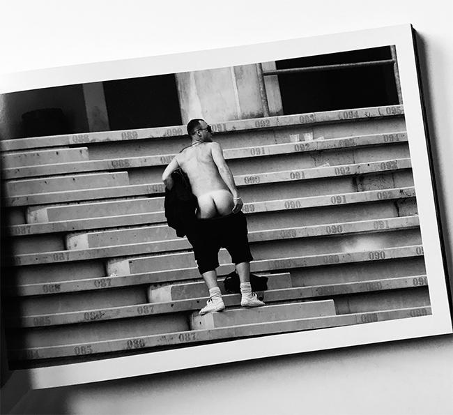 #WeStand: com'eravamo, come saremo? Andrea Rigano Agenzia Alcatraz