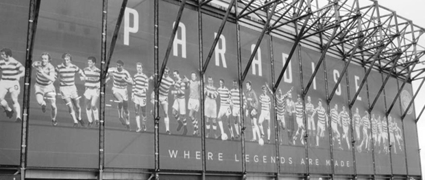 Un giorno a Celtic Park The Paradise Glasgow