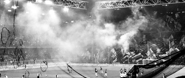 #BegbieOnTour ep. 14 – Il derby di Genova visto nel Tempio Genoa Sampdoria Marassi stadio Ferraris